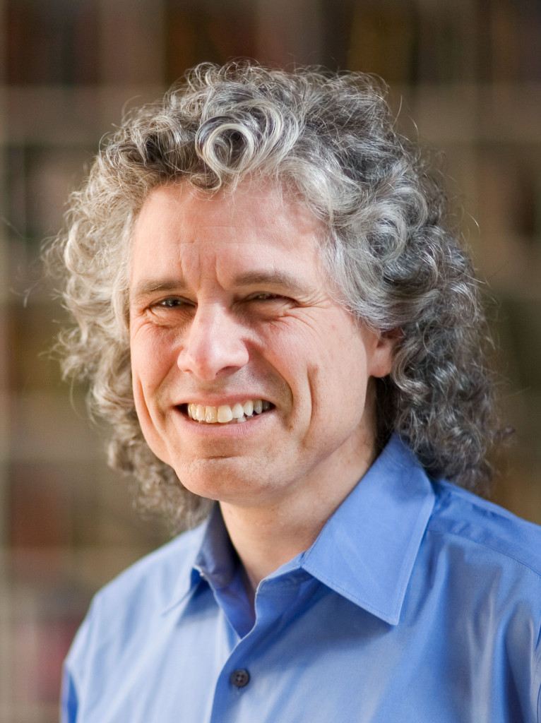 Steven Pinker (Photo: Wikipedia Commons)