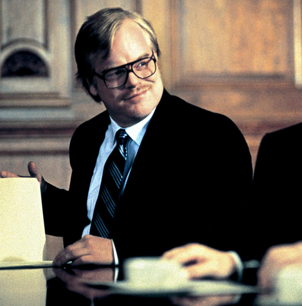 Philip Seymour Hoffman in Owning Mahowny (2003).
